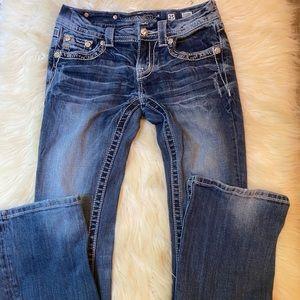 Women's Miss Me Embellished Jeans